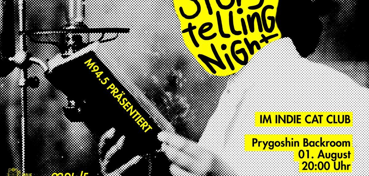 Storytelling Night präsentiert von M94.5