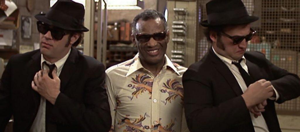 Elwood und Jake verhandeln mit Ray (Ray Charles)