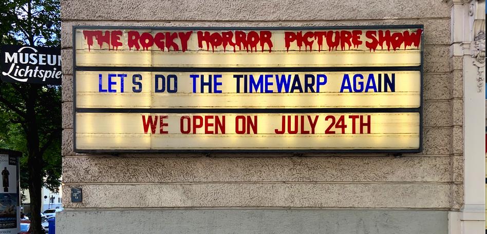 Rocky Horror Show Mitmachen