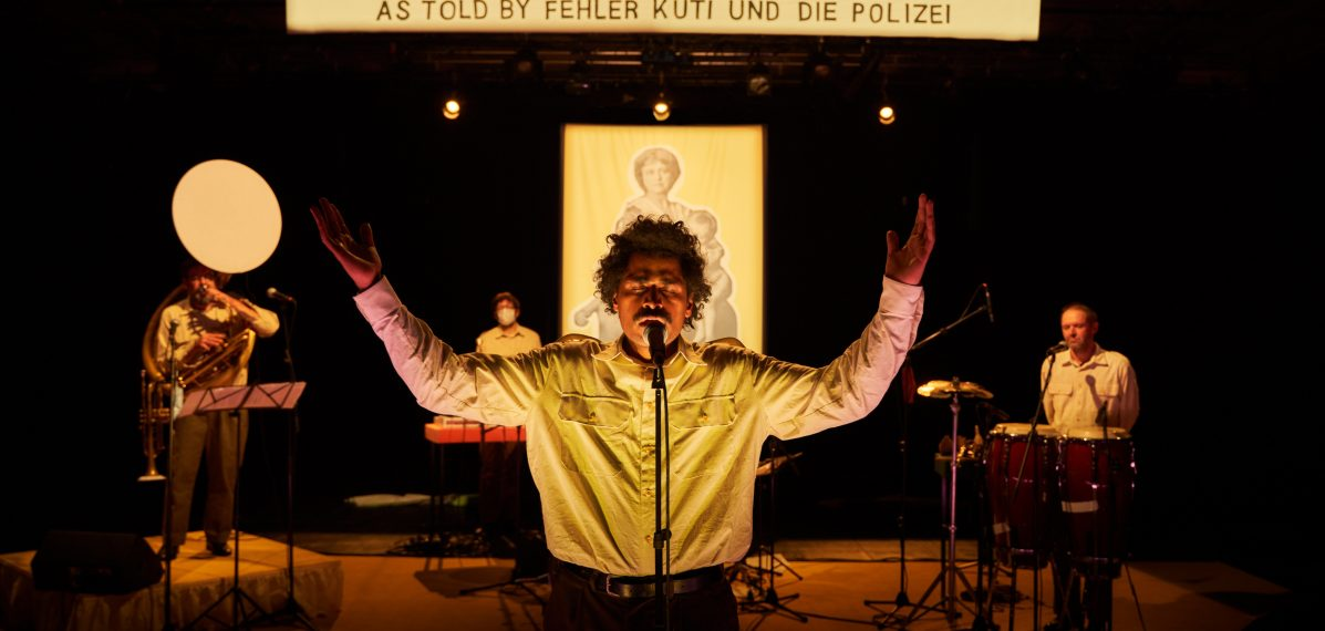The History of the Federal Republic of Germany/Bild: J. Baumann, Kammerspiele
