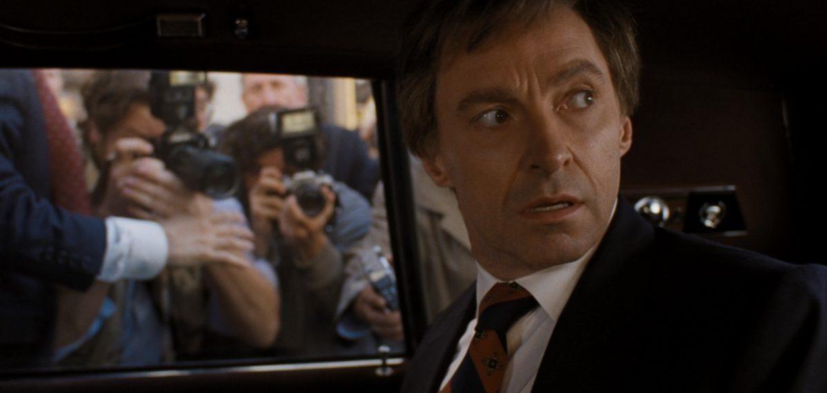 Der Spitzenkandidat der Demokraten Cary Hart (Hugh Jackman) © Sony Pictures