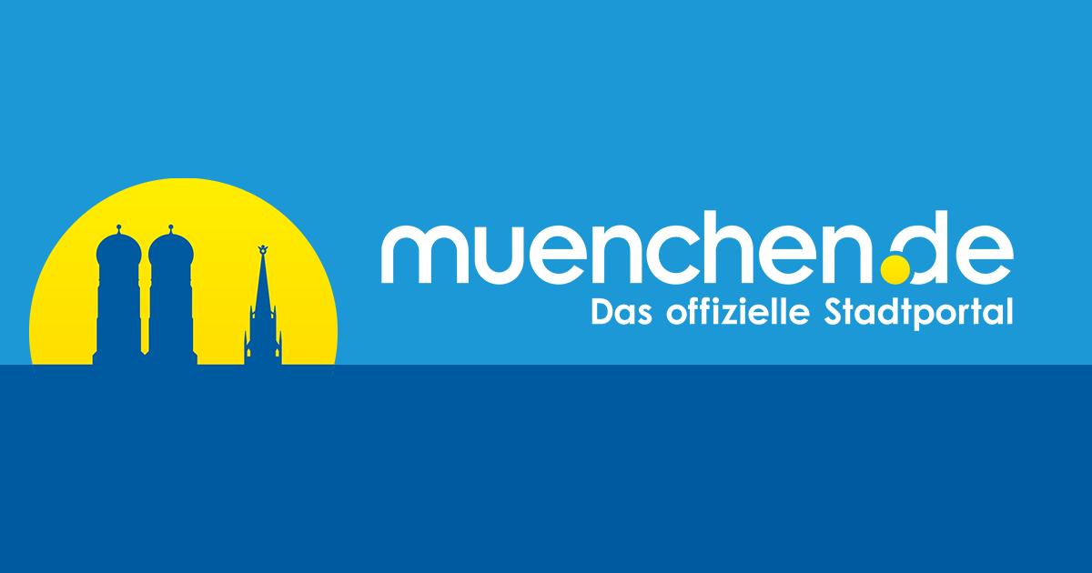Webportal von München