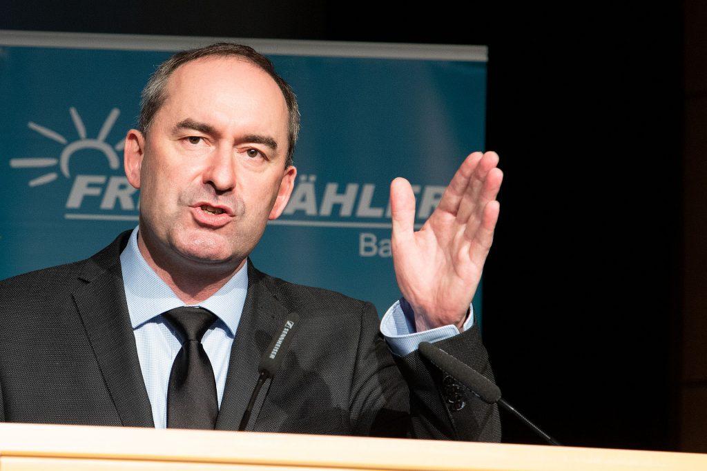 Hubert Aiwanger, bayerischer Vize-Ministerpräsident
