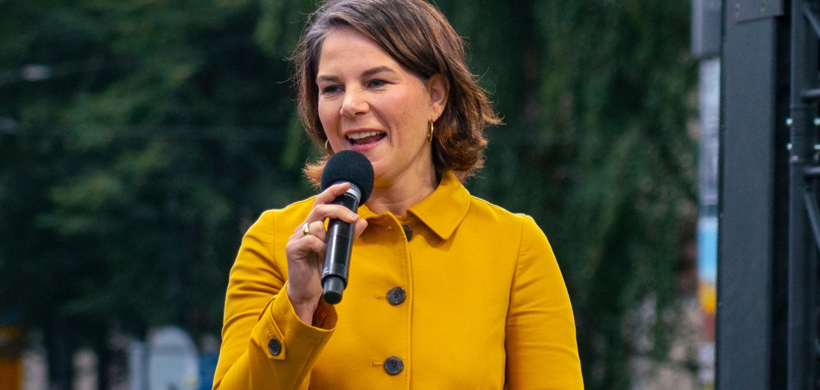 Annalena Baerbock / Bündnis90/Die Grünen